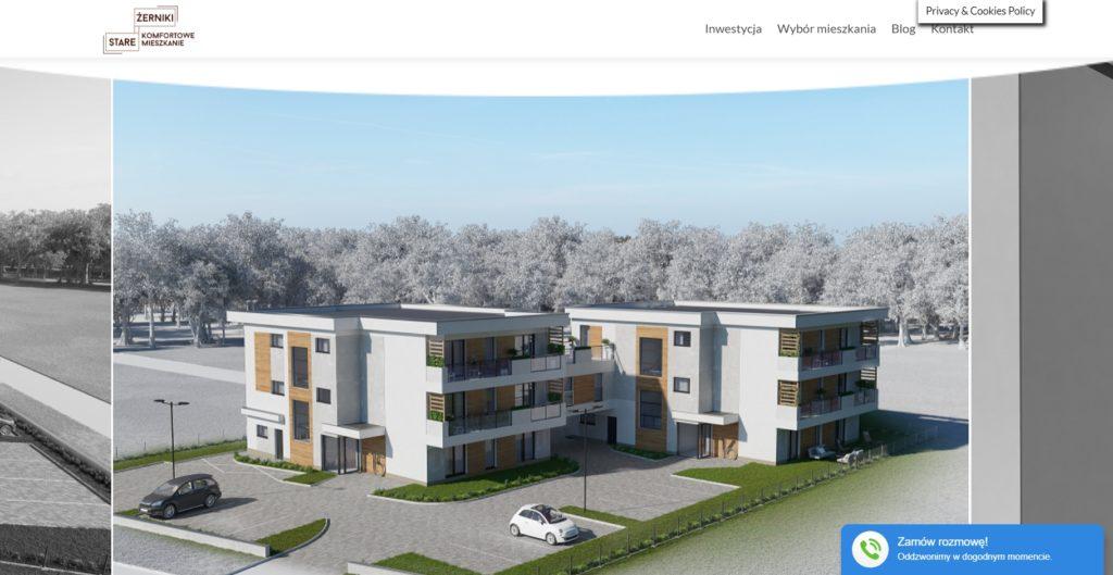 Сайт STARE ŻERNIKI